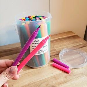 Felt-tip Color Pens
